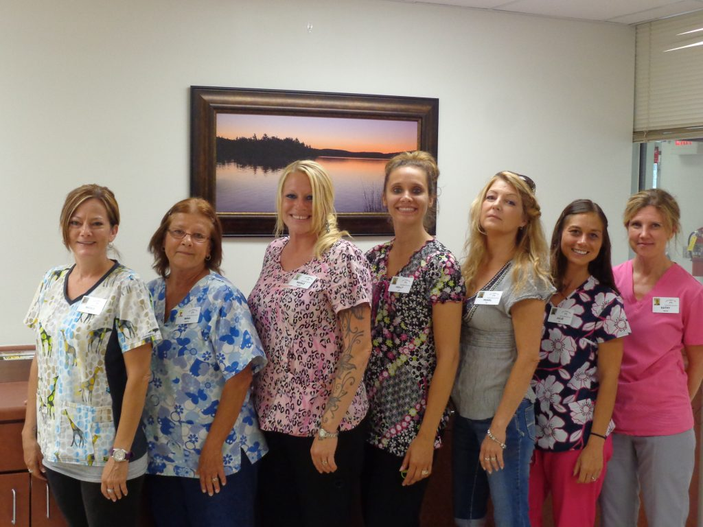 Gogebic Medical Care Facility Nurses